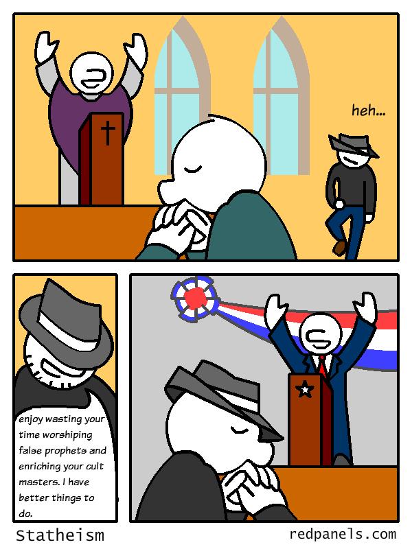 atheism comic