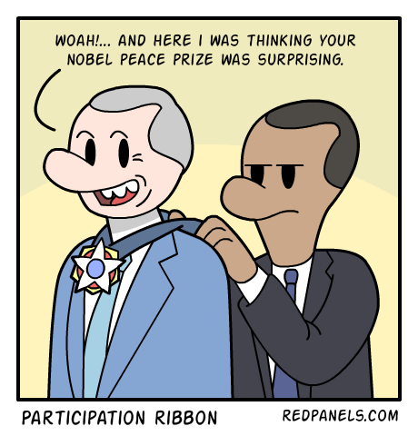 A comic about Joe Biden