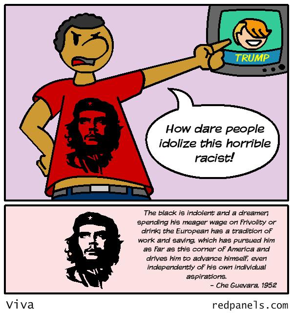 Che Guevara Comic