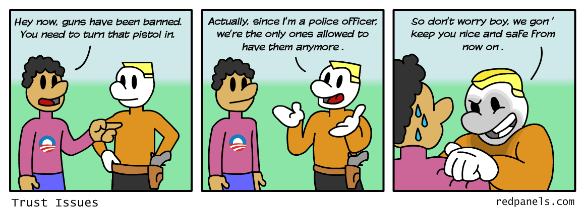 gun control comic