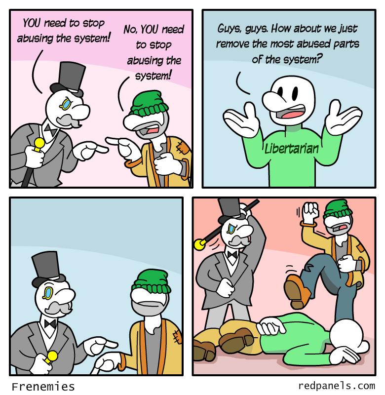 libertarian comic
