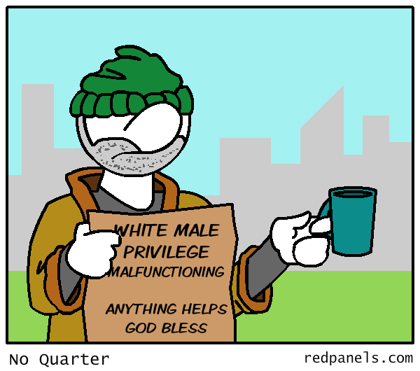 male homelessness comic