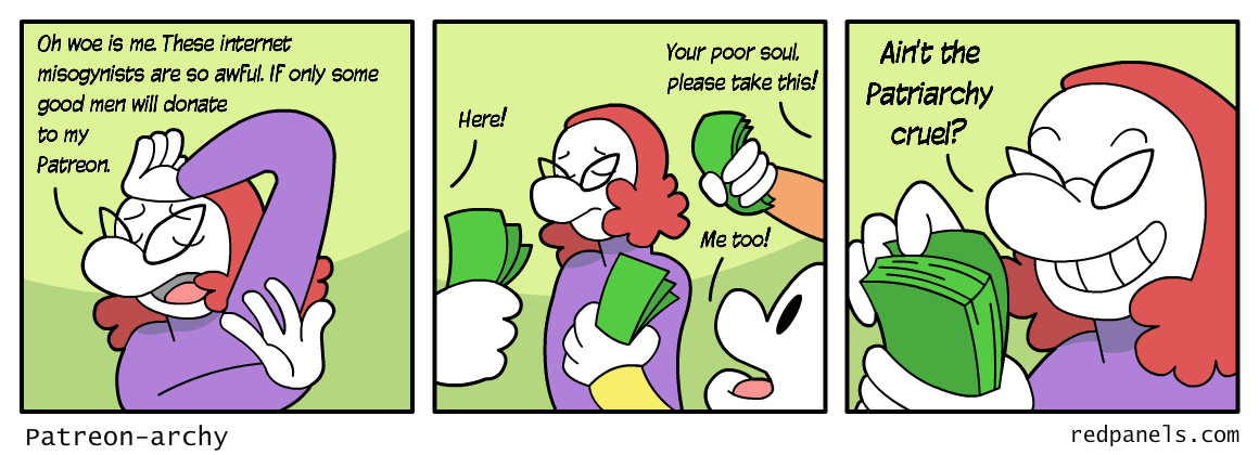 Patreon comic