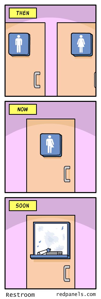 restroom comic